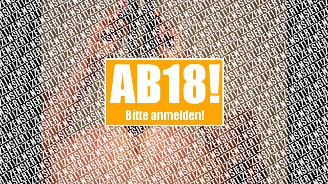 Arschfotze Dehnen mit 34x6,5cm Monster-Dildo