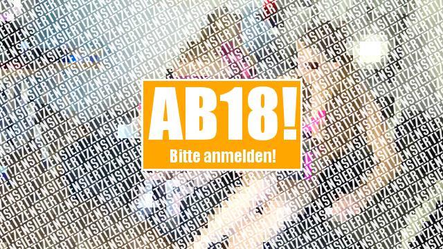 Teeny-Göre BlinkBlink-Analplug in den Arsch gestopft! Analplug-Lesbo-Saureien!