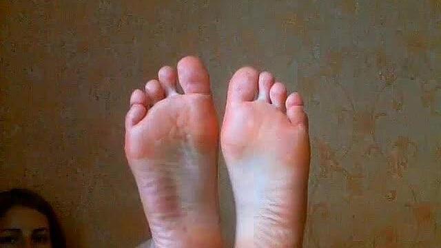 Fuß bei Fuß