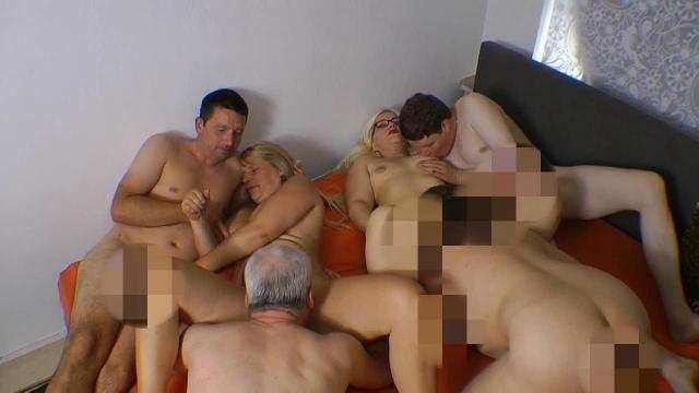 FKK 6er Gruppensex