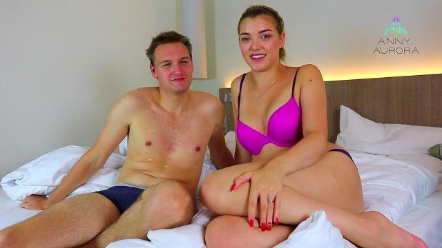 Jungfrau - sein erstes Mal SEX! | Anny Aurora