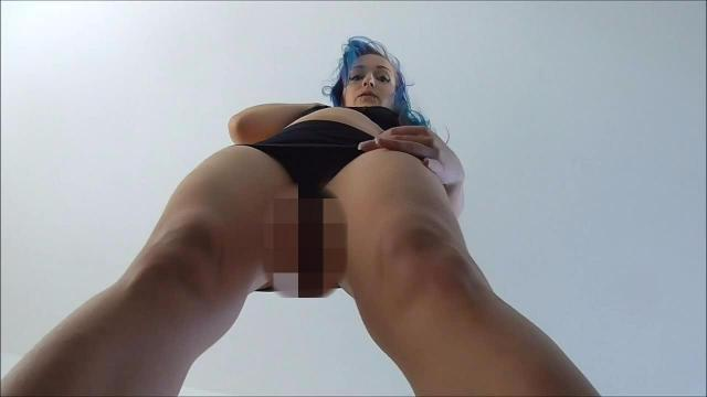 Giantess Fetish- Leide Zwerg!