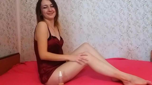 Beine Eincremen