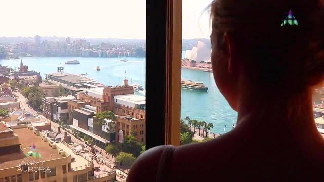 AO-Fick mit Blick auf Sydney | Anny Aurora