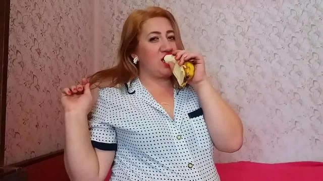 Banane ist geil