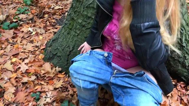 Outdoor Quickie Teil 2