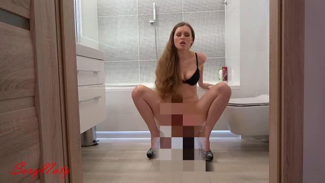 ANAL Orgasmus Rausch! 40cm wie geil!