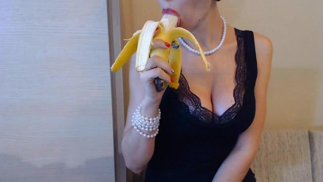 Banane vernaschen
