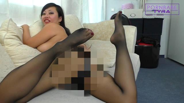 Dirty Talk Fetisch Verführung in Nylons