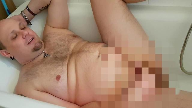 Pipi-Dusche genossen