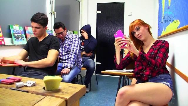 Schulfick - Gute Noten gehen so! | Anny Aurora