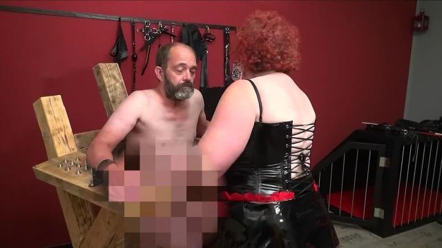 Die Bestrafung des ungehorsamen Sklaven