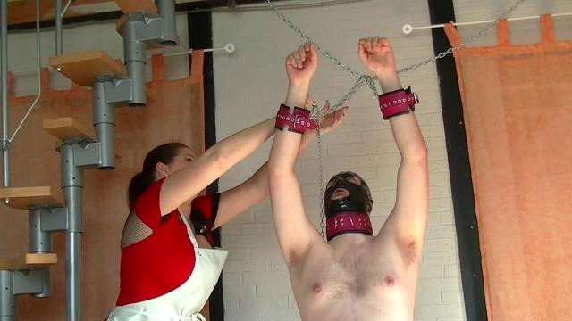 Sklavenerziehung - das erste Mal 3