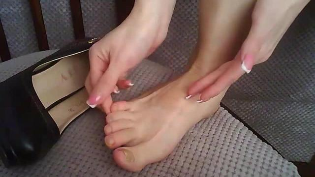 Fußfetisch