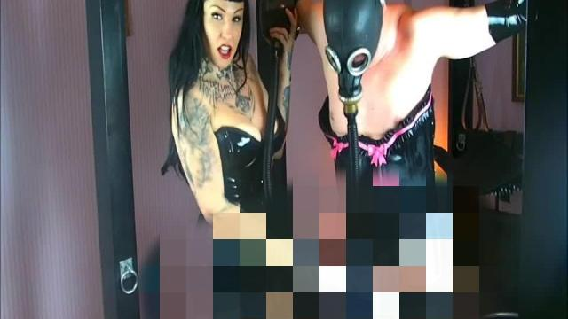 Rubberdoll Sissyfication Part 1