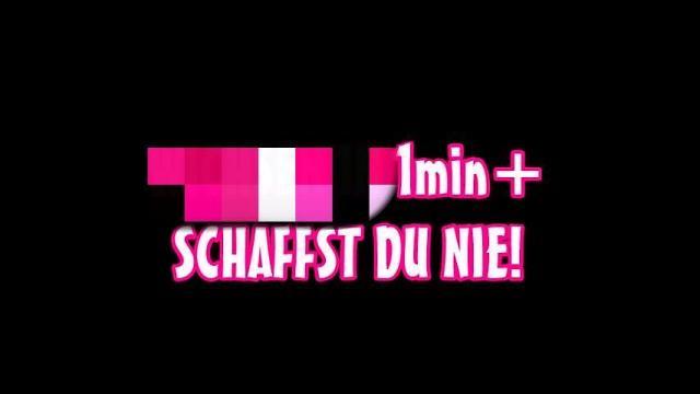 WICHSEN IN 1min   Das SCHAFFST DU NIE!