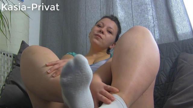 Socken wichs...