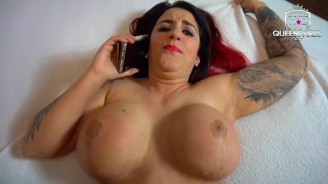 Mit Mama Telefoniert! Ihr Freund spritzt in mich Rein!