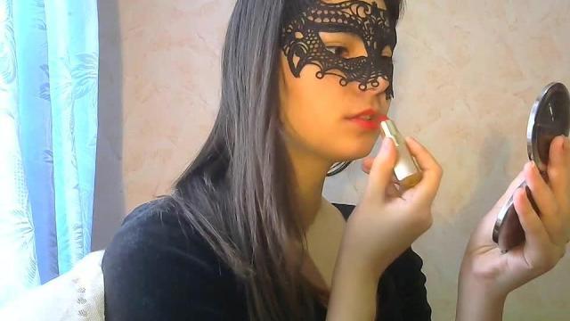 Ein außergewöhnliches Make-up