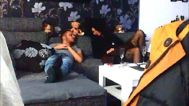 Betrunken nach der Party und abgeschleppt zum ficken 1.Teil
