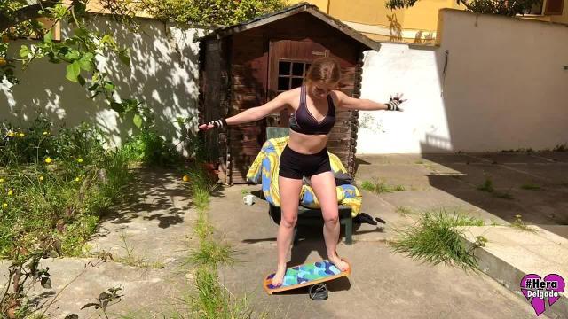 Sport - Das Balance-Board