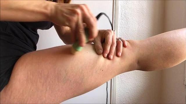 Die Rasur meiner Beine