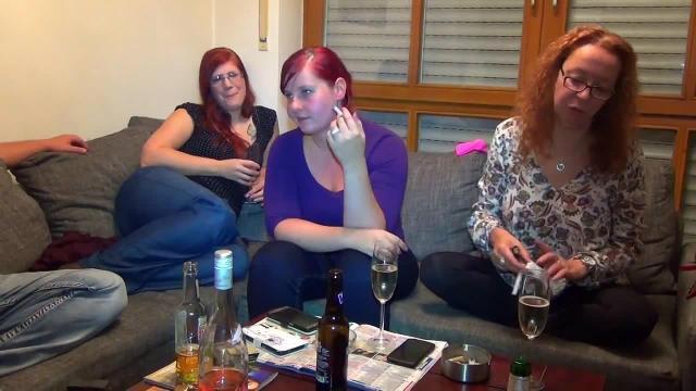 1,2,3 Rudelfickerei - Gruppensex Party