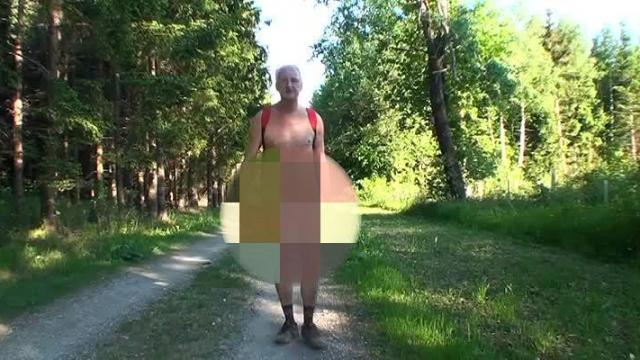 18.05. Nacktwandern