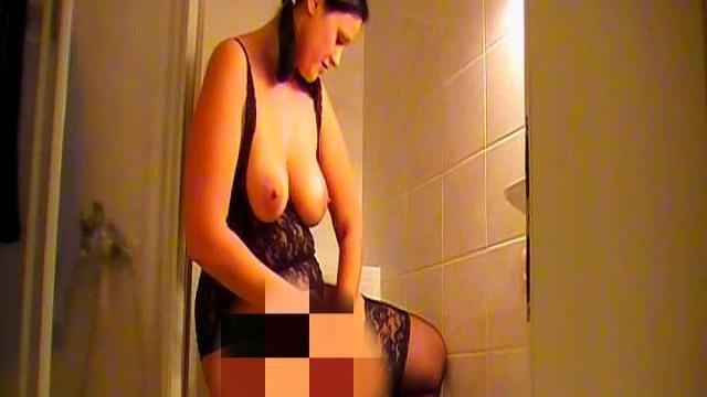 Muschispiele im Badezimmer