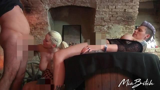 Sex-Hausfrauen im Rausch der Lust