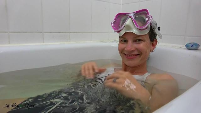 Wie lange halte ich es unter Wasser aus?