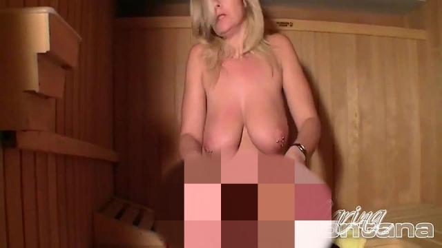 löffelspiele in der sauna