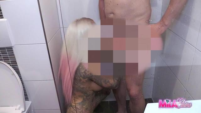 GEIL unter der Dusche! bitte besorgs mir!!
