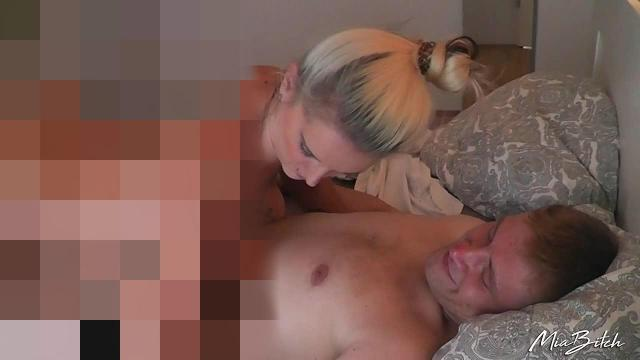 Massage mit spritzigem Happyend!