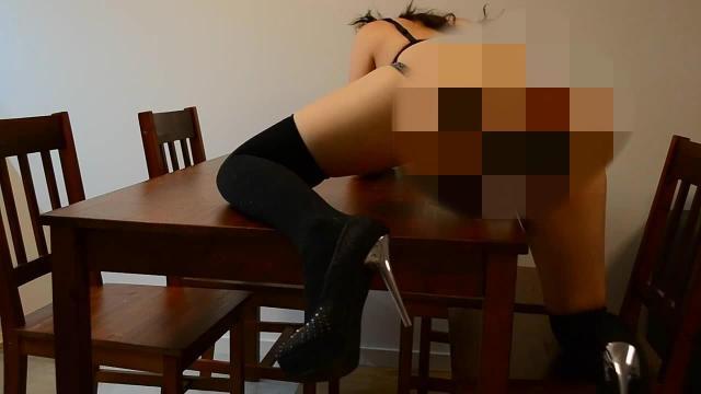 Auf einem Tisch