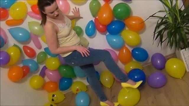 Luftballon Fetisch Deluxe