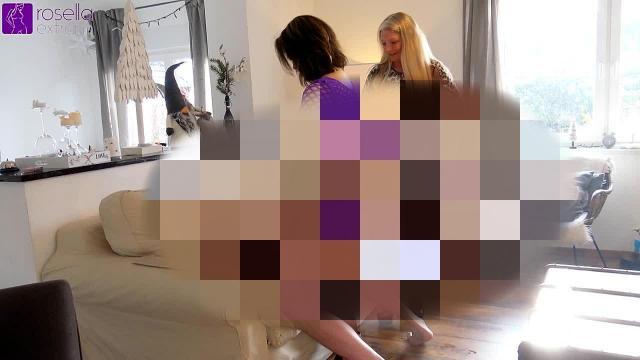 Premiere! Priscilla fickt zum ersten mal einen User in den Arsch Teil 2