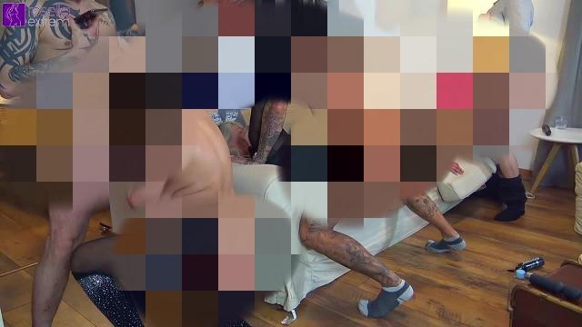 Eine Party, die in einer versauten Sex-Orgie endete! Teil 4