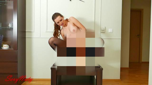 Heftiger Anal-Orgasmus!