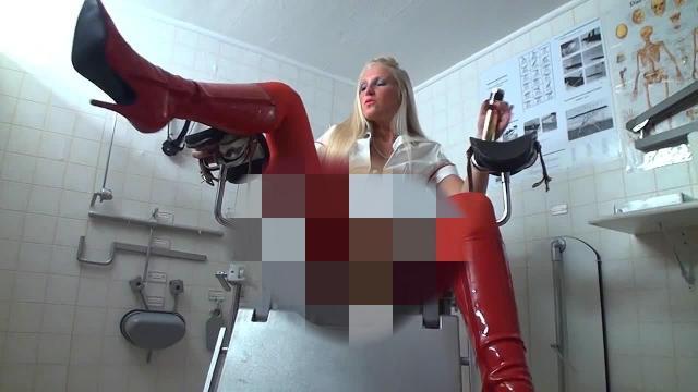 Versaute Lackstiefel Fotze - Dirty Talk Toy Masturbation