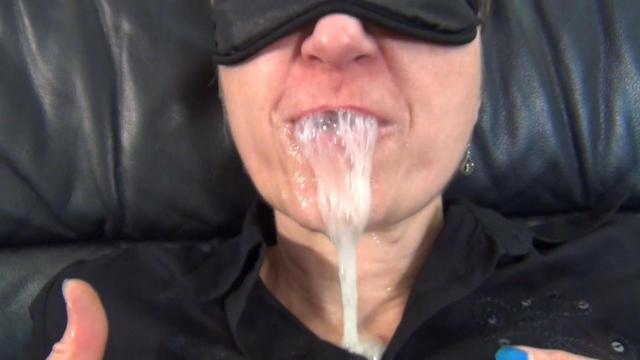 Spit and Cum Slut