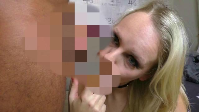 Spermafresse!! 10 Mal ins Gesicht gerotzt!!