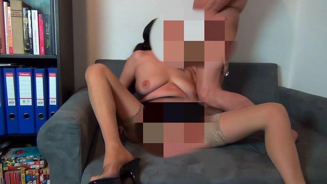 Sex mit dem Chef - Das hätte nicht passieren dürfen!