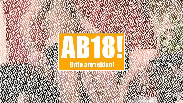 In Mund und Arsch - Webcam hardcore Pt5