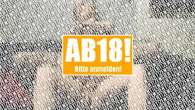 User anal abgeritten